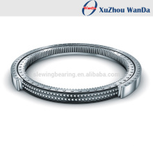 new CNC machine center drilling hole slewing bearing