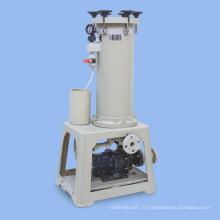 HFG 30L / min.-520L / min. Filtre résistant aux acides et aux alcalis
