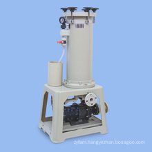 HFG 30L/min.-520L/min.  Acid and alkali resistant filter