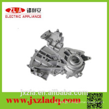 Electroplate!Aluminum die casting parts--- Chainsaw Crankcase