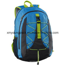Bolsa azul de la mochila de la escuela del azul 30 de la manera