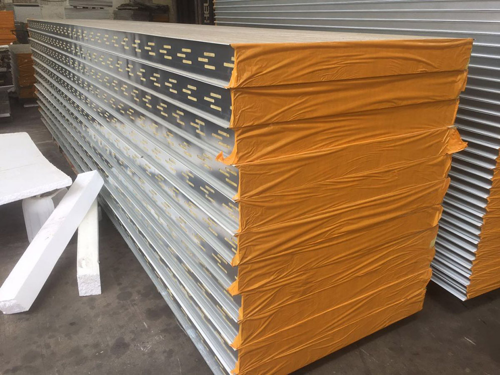 4coating Sandwich Panel