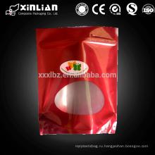 Полиэтиленовый пакет, импортированный из Китая сушеный пищевой упаковки мешок