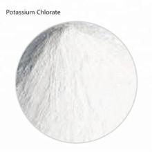 Clorato de potasio utilizado como fertilizante