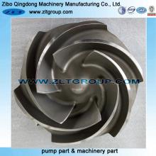 Zentrifugalchemikalien Goulds 3196 Pump Impeller für 4X6-10h Größe