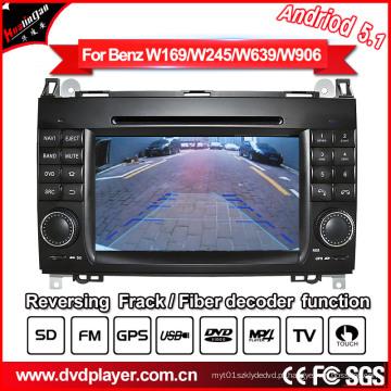 Android Car DVD Player para Mercedes-Benz a / classe B Navegação GPS (HL-8822GB)