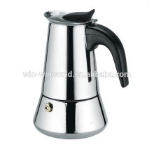 Customized Stainless Steel Italian Coffee Maker Manufacturer