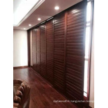 Quality Solid Wood Shutter (SGD-S-5688)