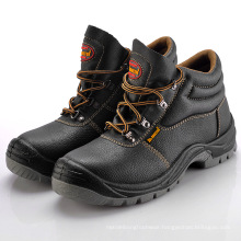 Leather Work Shoes, Comfortable Safety Shoes, Steel Toe Shoes