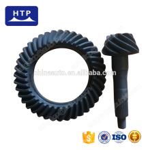 Высокая производительность передачи части металла спиральн коническое зубчатое колесо для Киа беста с коэффициентом 9*40