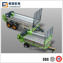 High Quality Manure Spreader 2fsq-10.7 (TMS10700) for Sale