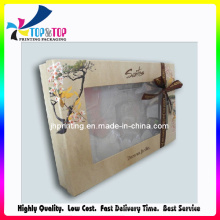 Best Price Luxury Paper Printing Window Perfume Box