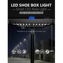 Globale industrielle LED-Flächenleuchte 100W 5000K