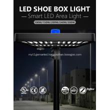 Global Industrial LED Area Light 100W 5000K