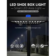 Lumière de zone industrielle globale de LED 100W 5000K