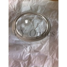 Lente de cúpula óptica Hemisphere Dome Lens