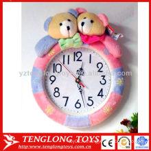 Горячие стильные настенные часы с мотивом для детей