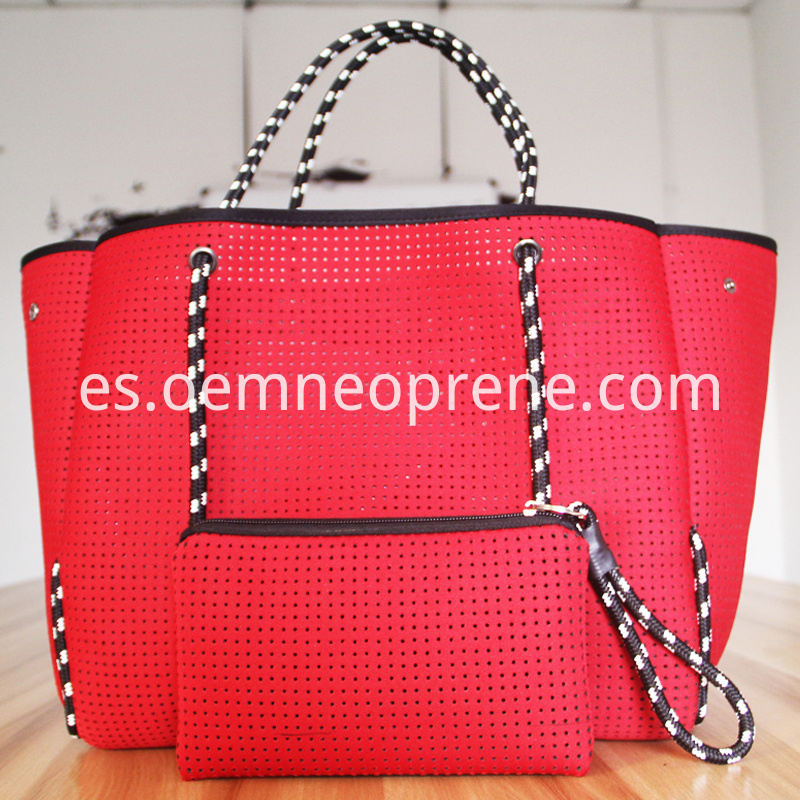 Alt Red Large Beach Bags