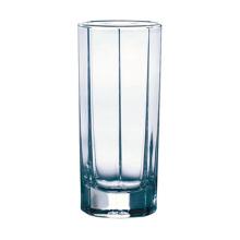 280ml Octagonal Hola bola de vidrio (lavable en el lavavajillas)