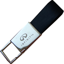 Leather Keychain for Gift (m-LK06)