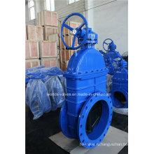 НСП Дуктильный Утюг резиновый клапан для воды (Z45X-10/16)