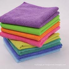 Alta absorção de microfibra pano de toalha de limpeza do carro multi propósito micro pano de fibra