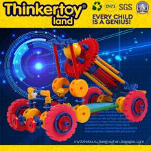 2015 Новые пластиковые детские строительные блоки Игрушки для образования
