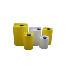 China Made LDPE plastic chemical tank for water storage 100 liter plastic tank