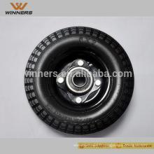 pneu de brouette libre plat pu mousse mousse 6x2 3.00-8 3.50-4