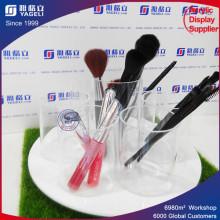 Support de brosse acrylique PMMA