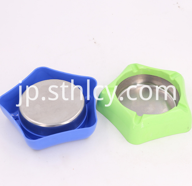Stainless Steel Ashtray709 2