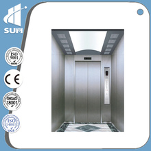 Manuelle Tür Hydraulik Haus Aufzug