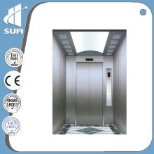 Puerta manual Elevador hidráulico