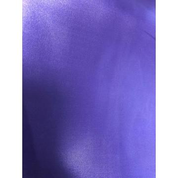 100% Polyester Bettlaken Satin Stoff