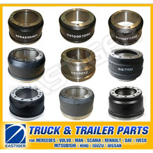 Over 600 Items Auto Parts for Truck Brake Drum