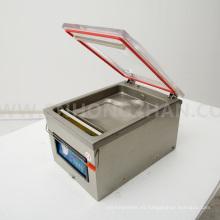 Máquina de envasado al vacío de una sola cámara con sobremesa Dz300b