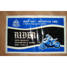 Factory Motorcycle Butyl Inner Tube 300-17 Manufacturer