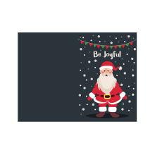 Kundenspezifische Gruß-Karten-Weihnachtsgruß-Karte und Umschlag