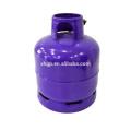 Vente directe d'usine 3 kg de bouteilles de cuisinière à gaz LPG portable