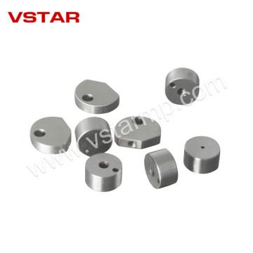 CNC de acero inoxidable de mecanizado de piezas para máquinas de coser Auto Parts Vst-007