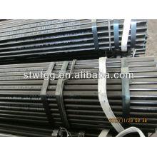 1-1 / 4 pouces sch40 tuyaux en acier sans soudure ASTM A53 GR.B