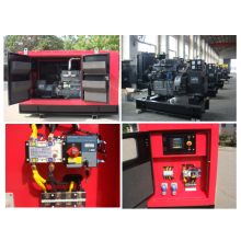 100KW Diesel generator With Copper Core transfer switch