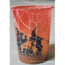 Одноразовые пластиковые стаканы в индивидуальном дизайне
