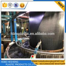 fábrica de tecidos china folha de coberturas de plástico