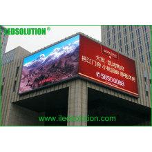 Ledsolution Indoor Outdoor Seamless L Shape Corner LED Display Screen