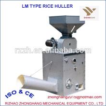 Huller do arroz do tipo de LM com rolo de borracha