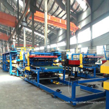 Easy to Operate & Light Weight Eps Cement Sandwich Panel Production Line