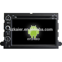 2 din android 4.2 stetigen Dual-Core-Auto-Entertainment-System für Ford Explorer / Expedition / Mustang / Fusion mit GPS / Bluetooth / TV / 3G