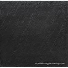 Matte Full Body Black and White Rustic Tile