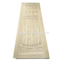 Diseño de puertas de melamina / puertas de baño decorativas / revestimiento de chapa de madera